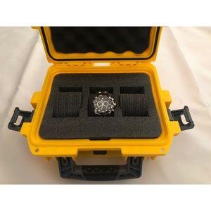 Invicta Accessories - INVICTA Pro Diver Chronograph Black Watch 17879